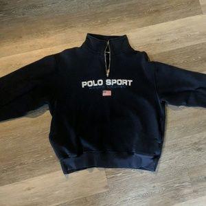Polo Sport quarter zip